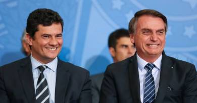 Sem cargo desde abril, Moro vira o 'provocador geral da República'