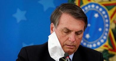 Bolsonaro veta obrigatoriedade do uso de máscaras em comércio, templos e igrejas