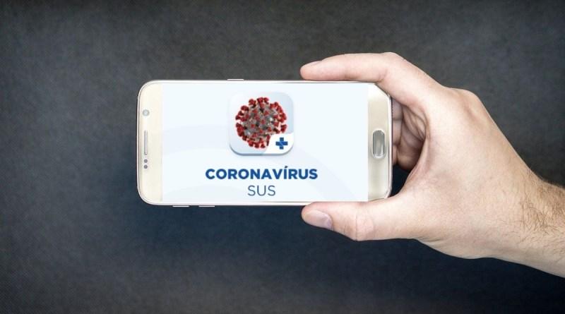Celulares do Brasil ganham alerta de contágio de Covid 19