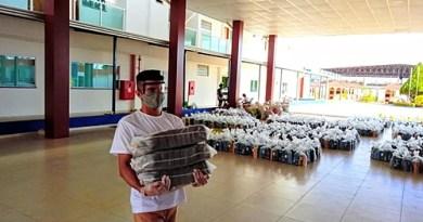 Comunidades escolares se mobilizam para ajudar famílias durante a pandemia