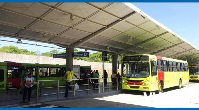 Ônibus devem voltar a circular em Teresina a partir de terça feira