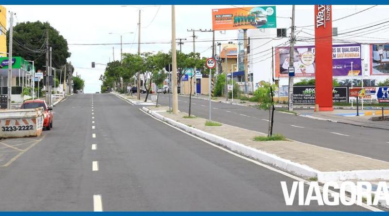 Piauí atingiu segundo lugar no Brasil em isolamento social
