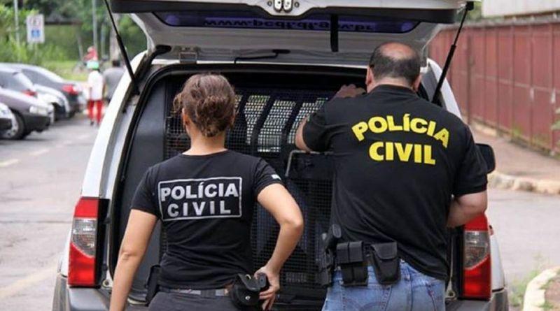 Polícia Civil cumpre mandado de prisão contra homem por aliciamento de crianças e estupro de vulnerável, em Balsas