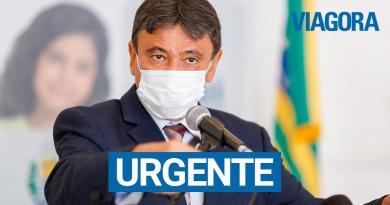 Wellington Dias prorroga isolamento até dia 6 de julho no Piauí