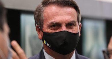 Bolsonaro repete que prorrogará auxílio ao inaugurar usina de deputada do Centrão