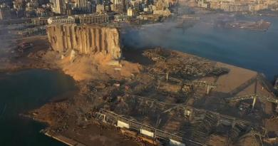 Líbano já está a receber ofertas de ajuda internacional