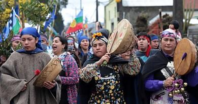 Mapuches enfrentam invasão de territórios na Argentina e no Chile durante pandemia