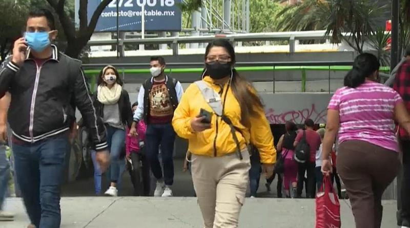 México é o terceiro país do mundo com mais mortes ligadas à Covid 19