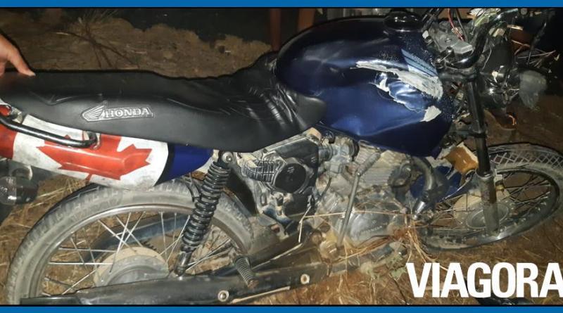 Motociclista morre em acidente com carreta em Campo Grande do Piauí