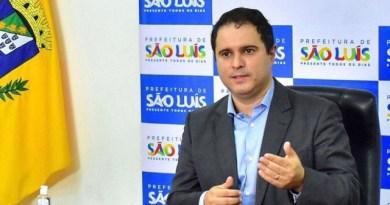 Prefeito Edivaldo decreta luto de três dias em São Luís pela morte de Sálvio Dino