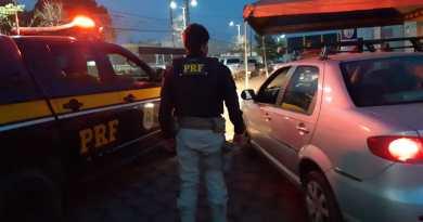 Homem furta carro do amigo para resolver problemas pessoais