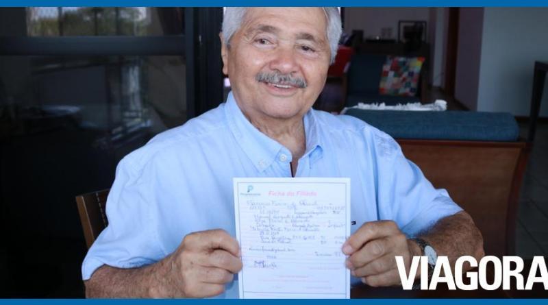 Senador Elmano Férrer oficializa filiação ao Progressistas