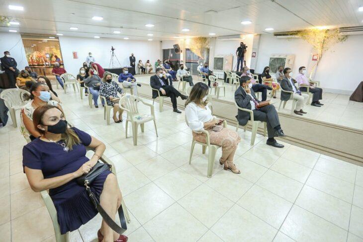 Culto em ação de graças pelo Dia do Piauí
