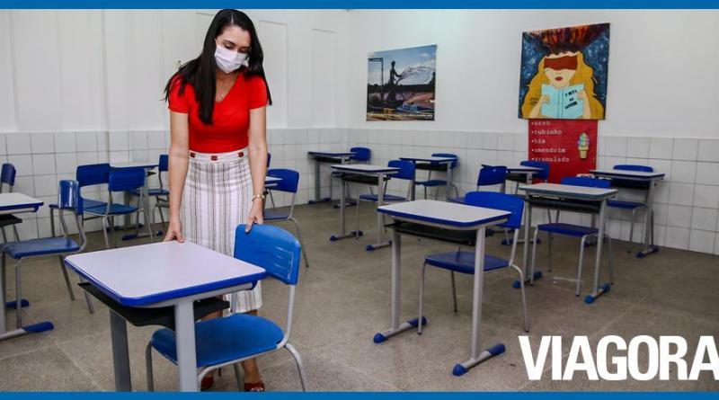 Escolas do Piauí se reorganizam para retomada das aulas