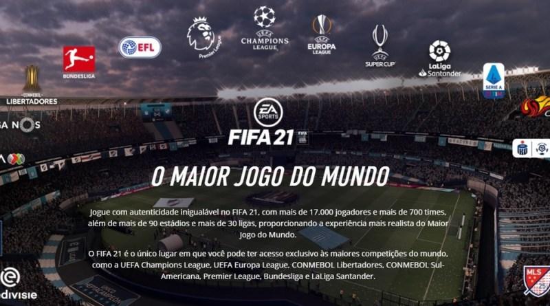 FIFA 21 vale a pena? Veja prós e contras antes de comprar o novo game
