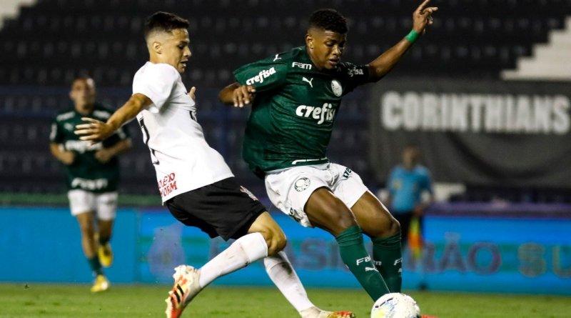 Palmeiras atropela Corinthians pelo Brasileiro Sub 20; São Paulo fica no empate com o Fla