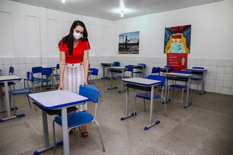 Retorno das aulas presenciais no Piauí