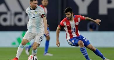 Argentina empata com o Paraguai e perde os 100% de aproveitamento nas Eliminatórias