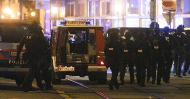 Ataque a tiros deixa ao menos dois mortos e vários feridos em Viena