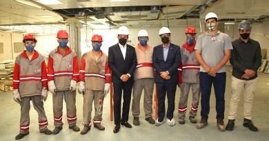 Butantan inicia a construção de fábrica para produzir a CoronaVac