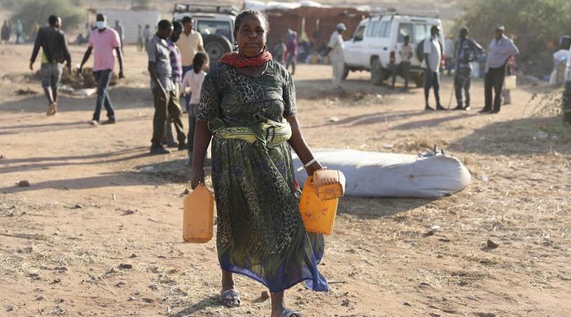 Conflito na Etiópia exige corredor humanitário
