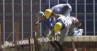 Índice de confiança da construção cai 1,4 ponto em novembro