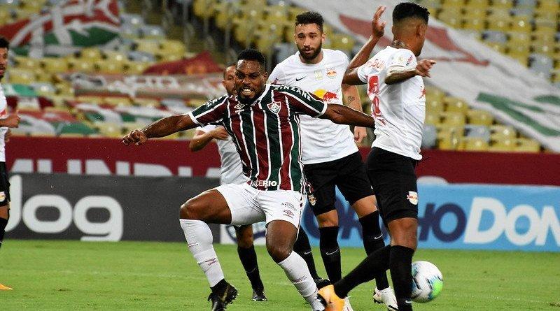 Luccas Claro valoriza ponto em empate do Fluminense