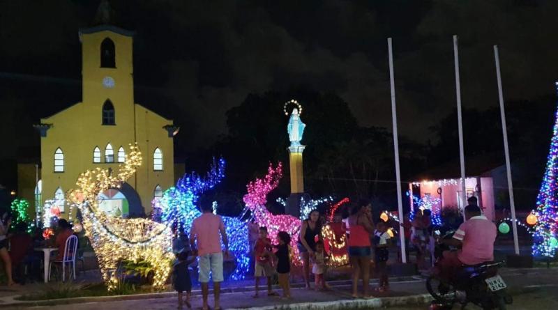 Moradores arrecadam doações para o natal do Bonfim