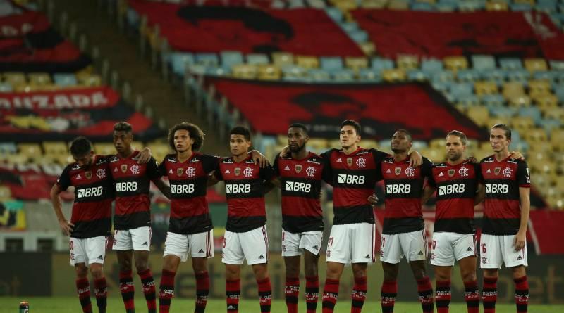 Diego lamenta eliminação do Flamengo na Libertadores