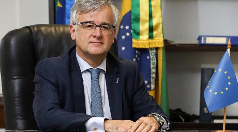 Embaixador da UE condiciona acordo com Mercosul à redução do desmatamento na Amazônia