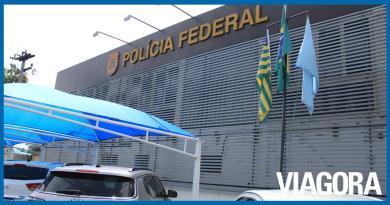 PF prende suspeito de participar de assalto à Caixa no Dirceu