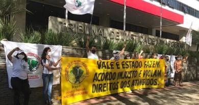 Brumadinho: MAB denuncia manobra jurídica que pode favorecer a Vale