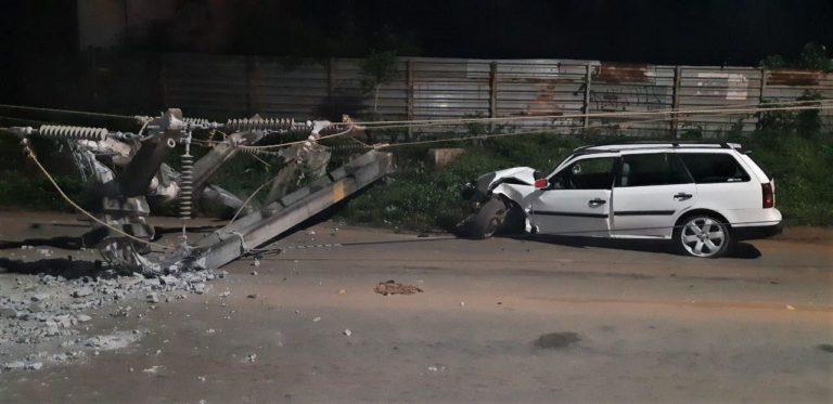 Diminuem acidentes com quebra de postes no Maranhão