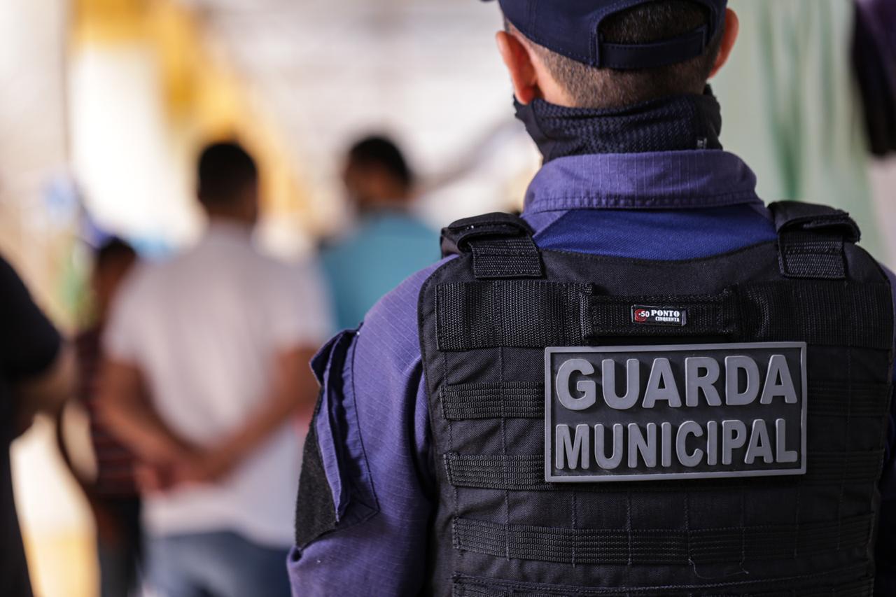 Guarda Civil Municipal de Teresina.