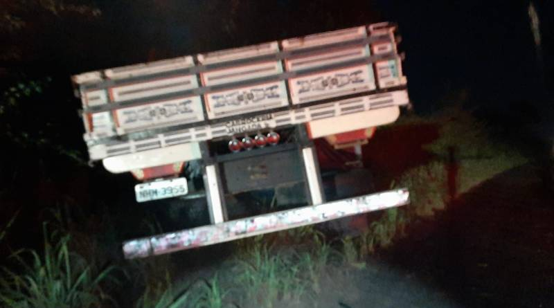 Colisão entre motocicleta e caminhão causa uma morte em Caxias