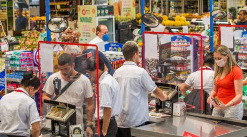 Falta de produtos em supermercados retoma o maior nível de 2020