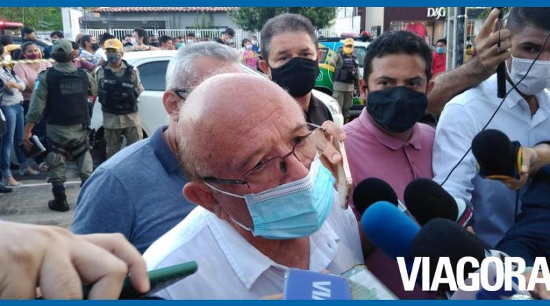 """""""Andava mais calado"""", diz vereador  Edson Melo sobre Firmino Filho"""