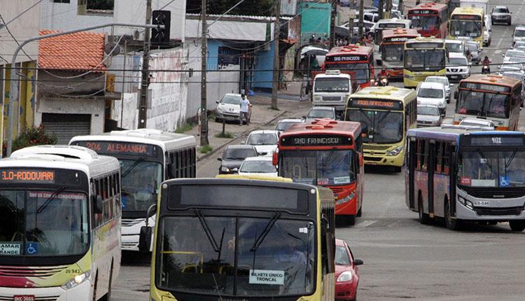 Justiça determina suspensão da greve dos rodoviários na Grande São Luís