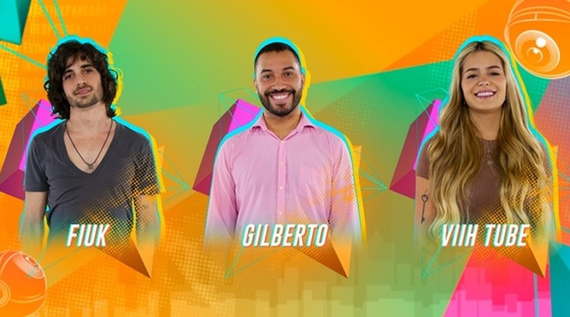 Paredão BBB 21: como votar para eliminar Fiuk, Gilberto ou Viih Tube