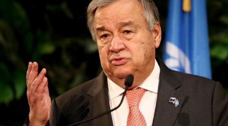 Secretário geral da ONU, o Papa e líderes de 40 países participam da Cúpula do Clima