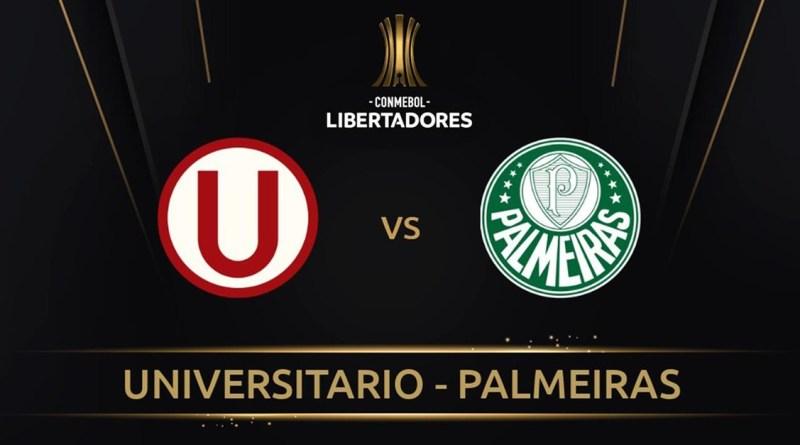 Universitario x Palmeiras ao vivo: onde assistir ao jogo da Libertadores