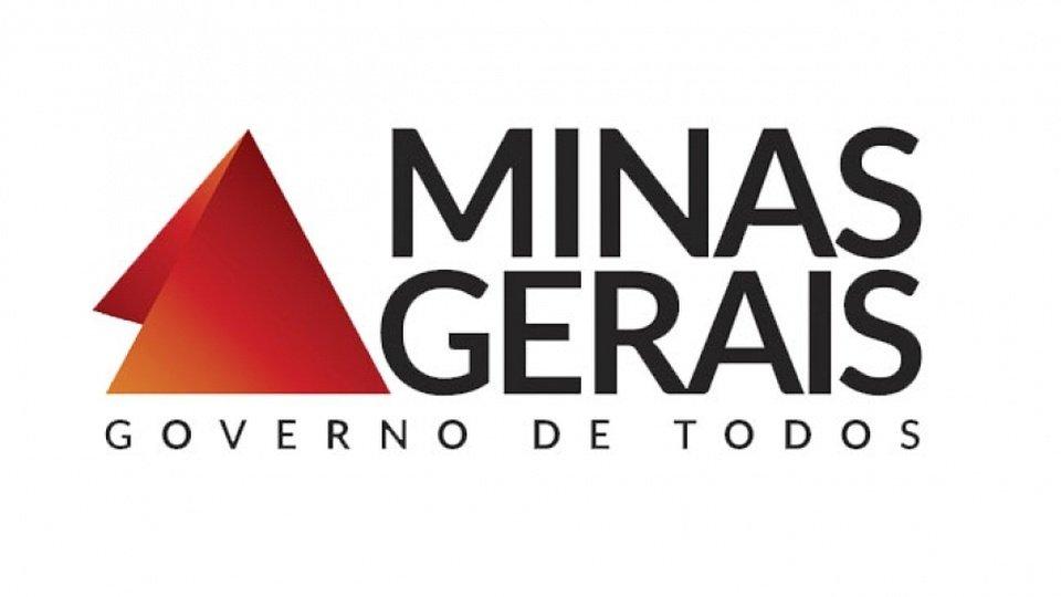 Auxílio emergencial de Minas Gerais: logo do governo de Minas Gerais em fundo branco