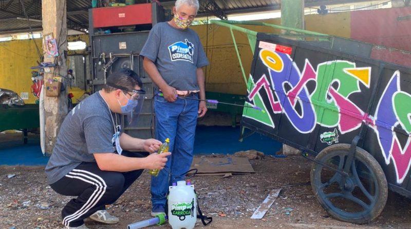 Campanha arrecada cestas básicas para catadores nas ruas   ViDA & Ação