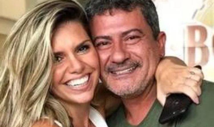 Ex mulher de Tom Veiga posta vídeo para provar que não o agrediu – Jovem Pan
