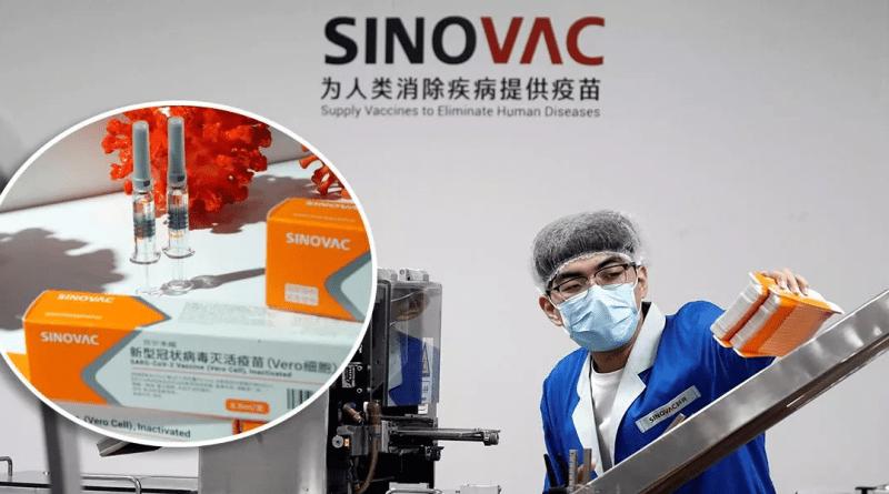 China pisa no freio na entrega de insumos para vacinas ao Brasil
