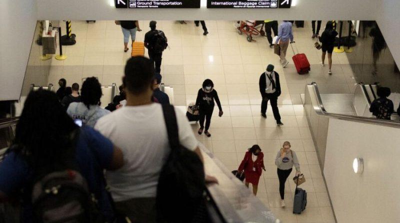 EUA flexibilizam recomendações de viagens a 61 países