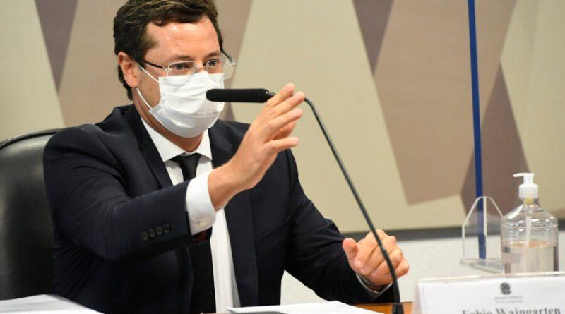 'Me ajuda nas redes', pediu Wajngarten a blogueiro bolsonarista investigado por atos antidemocráticos