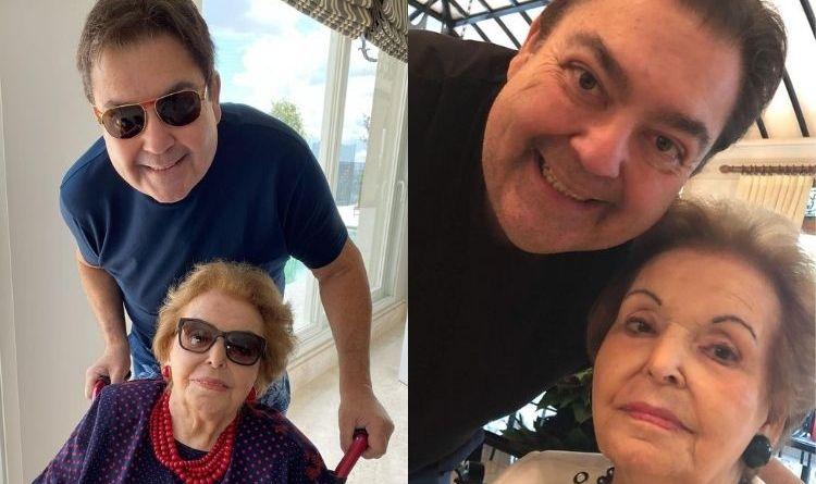 Morre mãe do apresentador Faustão aos 95 anos – Jovem Pan