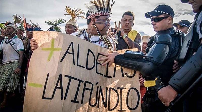 Número de indígenas afetados por invasões quadruplica sob Bolsonaro