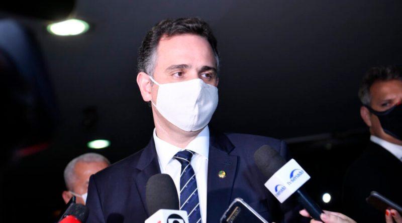 Pacheco sinaliza votação do novo Refis e Lira diz que vai debater IR com equipe econômica